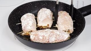 Соединяю два САМЫХ ПРОСТЫХ продукта и готовлю ТРИ новых РЕЦЕПТА! Куриное филе + квашеная капуста