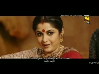 Baahubali 2 TVRip SONY MAX HD Subtitles