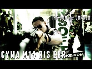 EvikeTV [The Gun Corner] - CYMA M14 RIS EBR