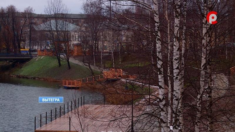 Губернатор в Вытегорском районе