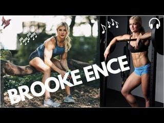 The Six Pack Abs Motivation Music 💪 BROOKE ENCE Gym Motivation,Workout, Hip Hop,Dance Music 🔥Vol 9 🎶