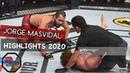 "Jorge ""Game Bred"" Masvidal | HIGHLIGHTS 2020 HD"