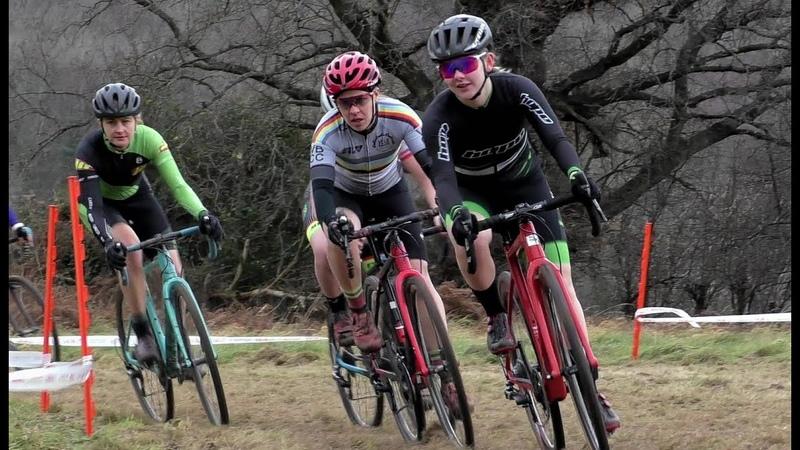 Welsh Cyclocross Championship 2019 Ladies