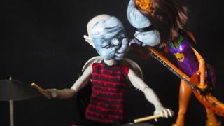 [60+] SatanistЫ Ленина - Ненавижу школу! Stop Motion Monster High