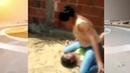 YOUTUBER STAR ERIVALDO ANDRADE - mulher agride amante do marido, filmado por filho da agressora