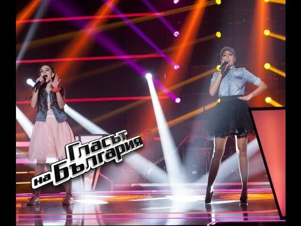 Елена vs Радостина Something's Got A Hold On Me Гласът на България 4 Битки 4 07 05 2017