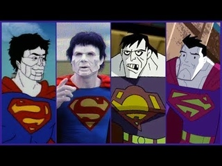 Bizarro Evolution in Cartoons & TV (Superman's imperfect duplicate) (2018)