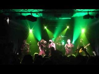DISTEMPER (выступление на главной Рок-Елке страны 21/12/14 клуб Арктика) Полная версия