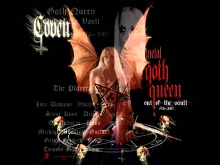 COVEN - Goth queen, Out of the vault. (FULL ALBUM 1976-2007)