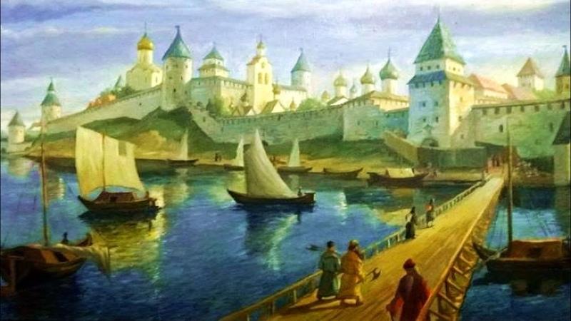 Западноевропейские связи Новгорода