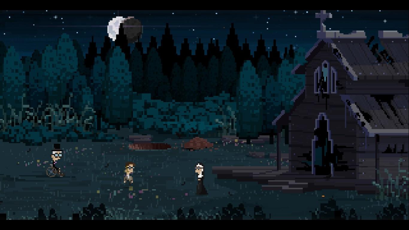 Nine Witches Family Disruption : наци-зомби-квесто-проходняк adventure time,форма: обзор