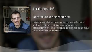 Rencontre avec Louis Fouché