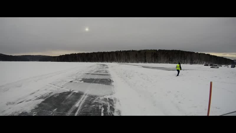 Съездил на гонки в Иркутск.