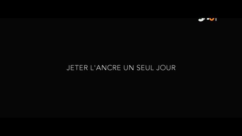 Paul Marques Duarte Jeter l'Ancre un Seul Jour 2018
