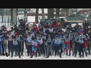 Бугульминцы на  Лыжне России Лыжне Татарстана - 2019