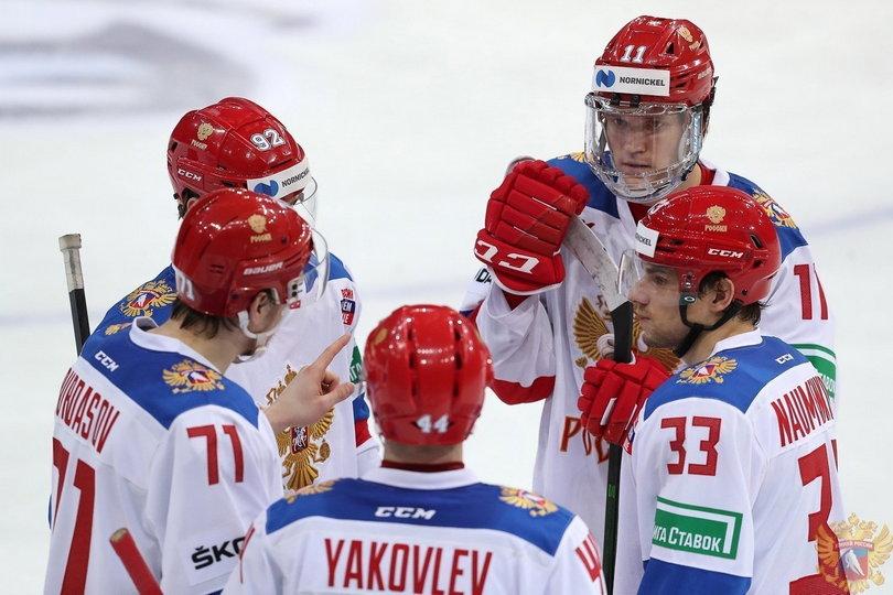 Сборная России проиграла Финляндии на Чешских играх (Видео)
