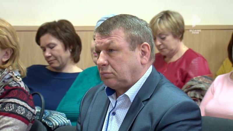 Развитие ТОСов в Бежаницком и Пушкиногорском районах