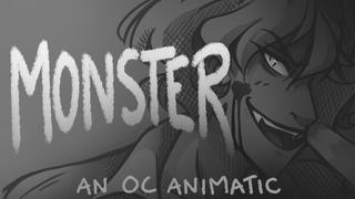 MONSTER - An OC Animatic