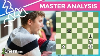 Karjakin Wins Two Knights vs. Pawn: 2018  Isle of Man International