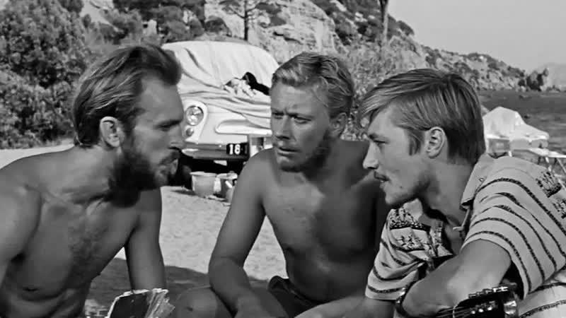 Отрывок из фильма Три плюс два 1963 Яичница
