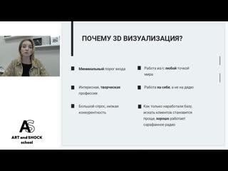 Кто такой 3d визуализатор и что нас ждет на практикуме