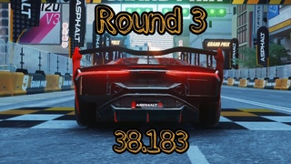 Grand Prix Finals Round 3 - Rat Race - Lamborghini SC18 4⭐ -  - Asphalt 9
