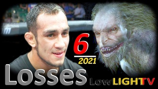Tony Ferguson ALL LOSSES in MMA Fights / EL CUCUY IS NOT THE SAME…