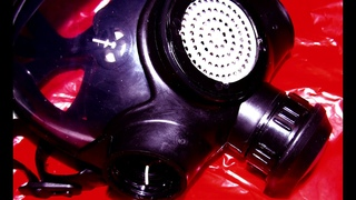 MP-3 - mask for PMK-5 and GP-21 gas masks. Inspection of the mask as a whole and its details