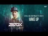 Zatox Sub Zero Project ft. Nikkita - Wake Up (Official HQ Preview)