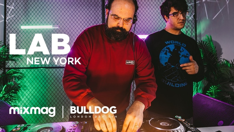 Beautiful Swimmers sublime house set in The Lab NYC | Bulldog Gin