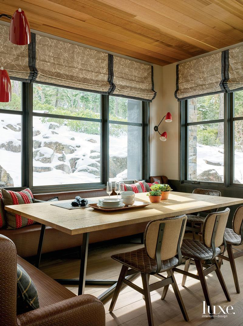 Роскошь и стильный дизайн: великолепный дом в горах Калифорнии от дизайнера Jef Jeffers || 02