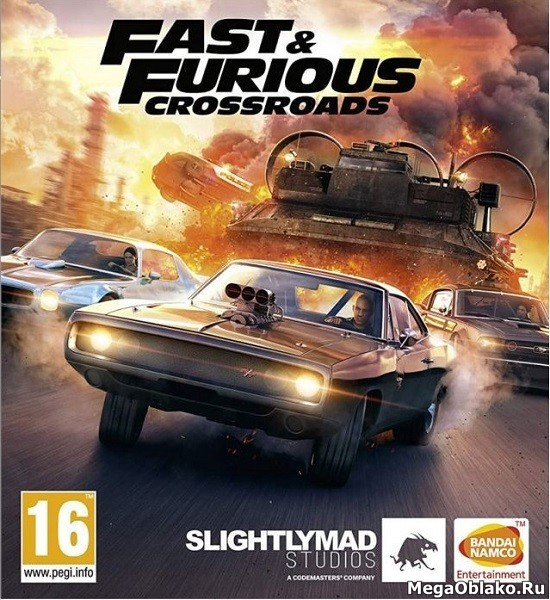 Fast & Furious Crossroads (2020/RUS/ENG/MULTi/RePack by xatab)