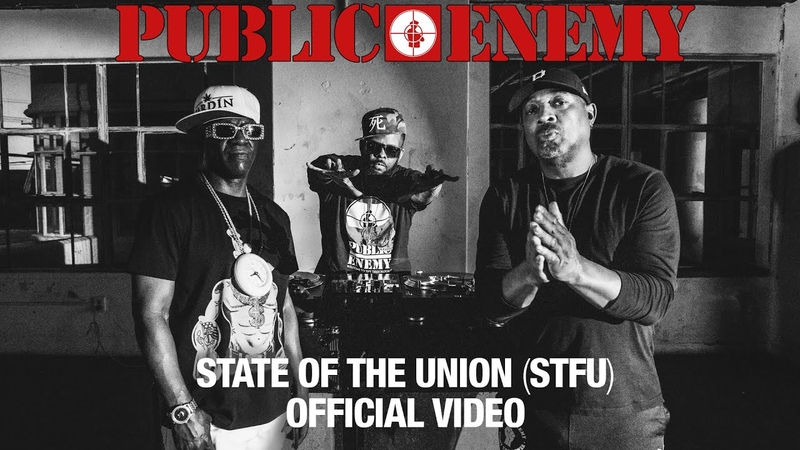 PUBLIC ENEMY State Of The Union STFU featuring DJ PREMIER OFFICIAL VIDEO