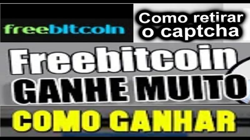 Faucet FreeBitcoin - O melhor site para ganhar BTC grátis | Tutorial completo | Renda Extra | 1