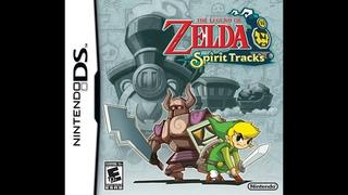 Intense Sword Training — The Legend of Zelda: Spirit Tracks