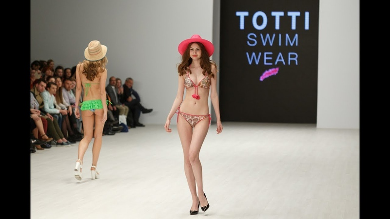 Totti Swimwear Belarus Fashion Week AW18