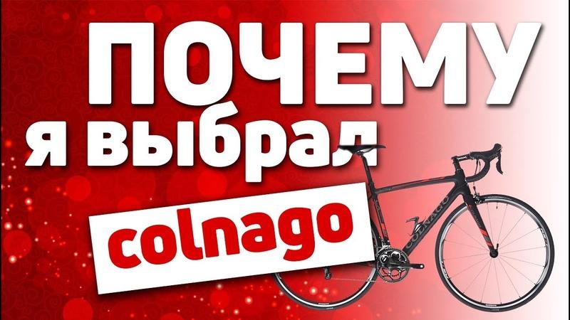 Почему я выбрал Colnago