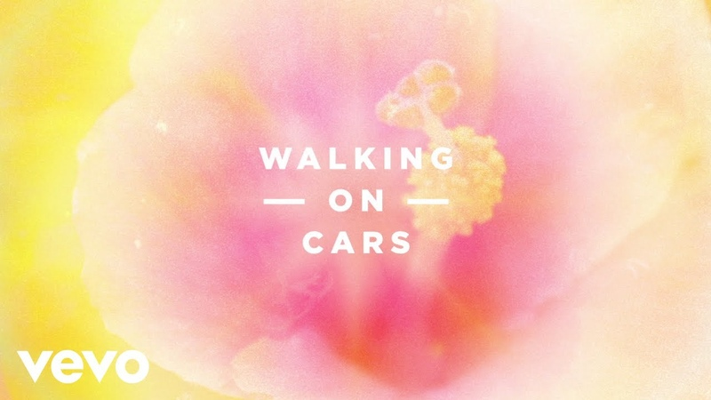 Walking On Cars - When We Were Kids (Visualiser)