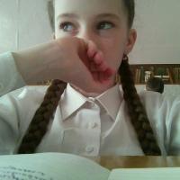 Фотография анкеты Лены Давыдкиной ВКонтакте