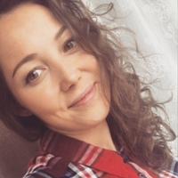 Ксения Куценко фото со страницы ВКонтакте