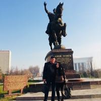Фотография страницы Анели Жапабаевой ВКонтакте