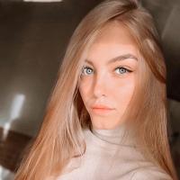 Фотография страницы Анны Эктовой ВКонтакте