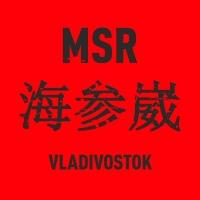 Логотип MSR Vladivostok