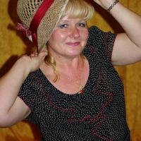 Фотография страницы Любови Розановой ВКонтакте