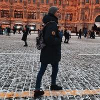 Фотография страницы Мишы Бянкина ВКонтакте