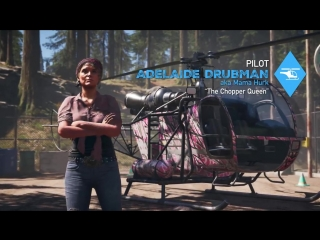 Far cry 5 gun for hire compilation ubisoft [us]