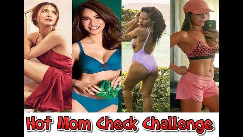 Sexy Mom on TikTok 🔸Hot Mom Check tiktok challenge🔸 Tik Tok compilation