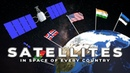 Countries having Most Satellites in the Space   Countries Ranked by Satellites