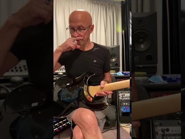 Val Gaina The new Washburn PXM DP100 David Palau Обзор моей новой гитары