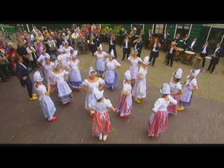 André rieu dutch clog dance / strauss & co